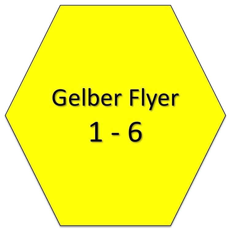 Gelber Flyer Klassen 1-6